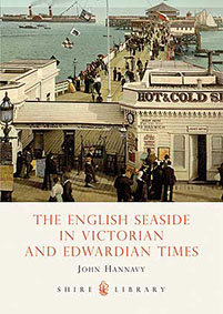 The English Seaside book cover
