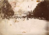 ES PH 0159<br /> Winter Garden (?) & skaters